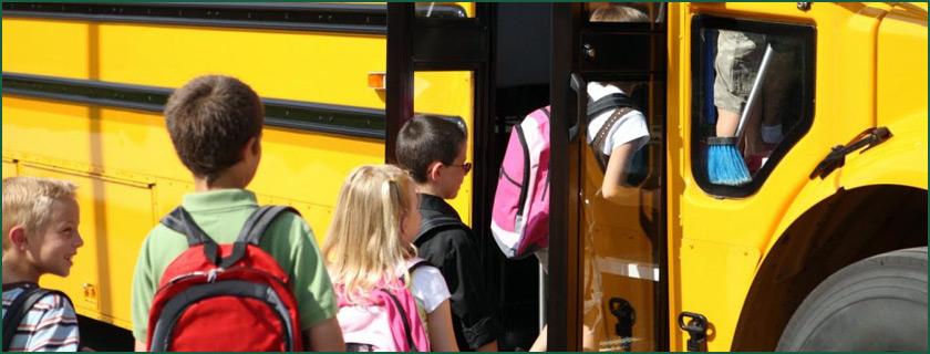 School Bus Policy
