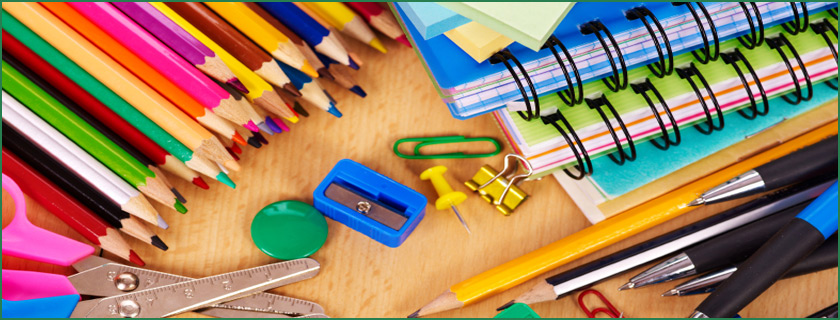 School Supplies for 2017-2018