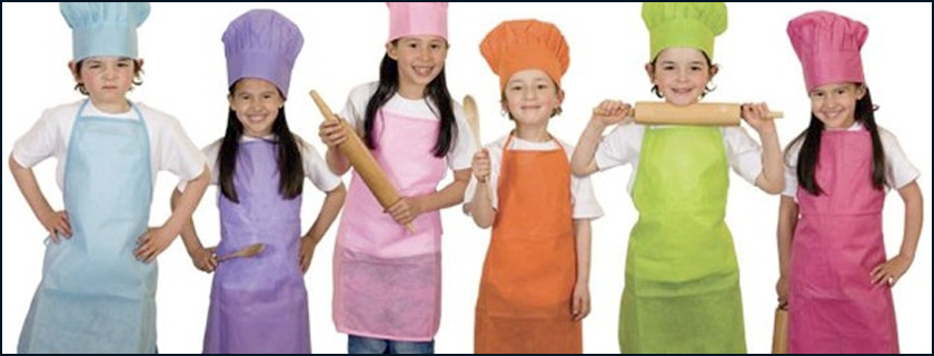Kids Baking Image