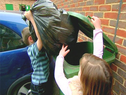 chores-taking-out-the-garbage