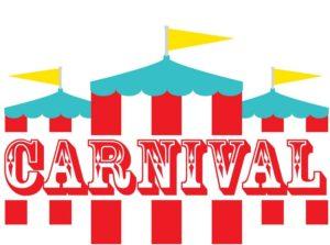 School Carnival pioneer School Billings
