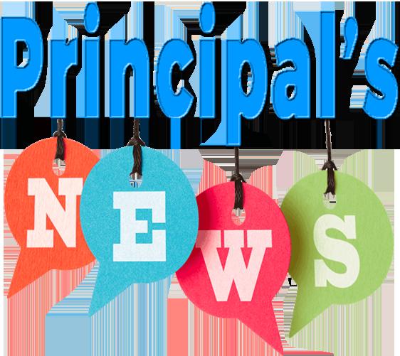 Principals News banner