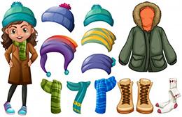 Pioneer School Warm Clothes Notice image