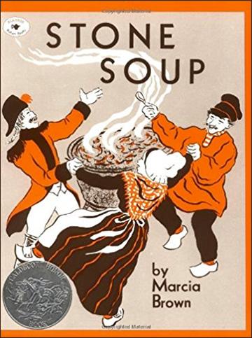 Bokk Cover Image od Stone Soup