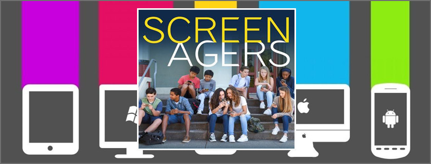 Screenagers Film Poster