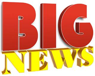 Sign Big News!