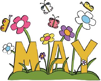 May Flowers Cartoon