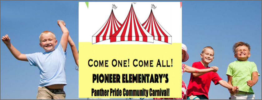 Panther Pride Community Carnival May 11