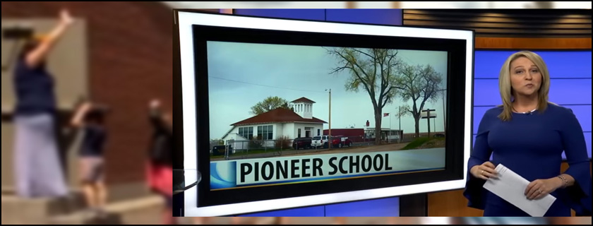 Pioneer School KTVQ Interview