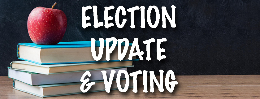 Election Updates and Voting