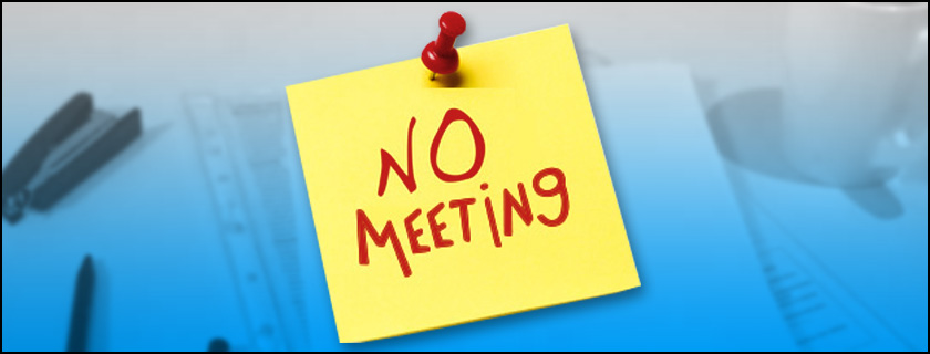 June 6th Regular Board Meeting Cancelled