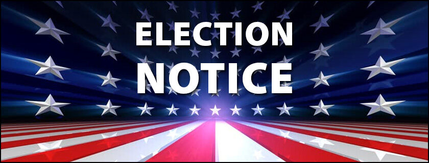 Yellowstone County School District Election Notice
