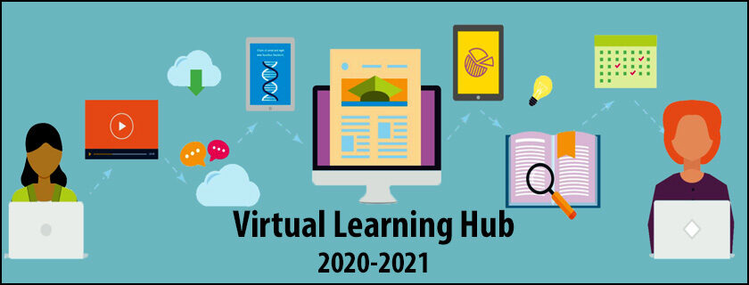 Virtual Learning Hub 2020 for Pioneer School